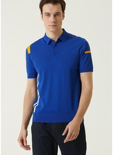 Academia Polo Yaka T-shirt Saks